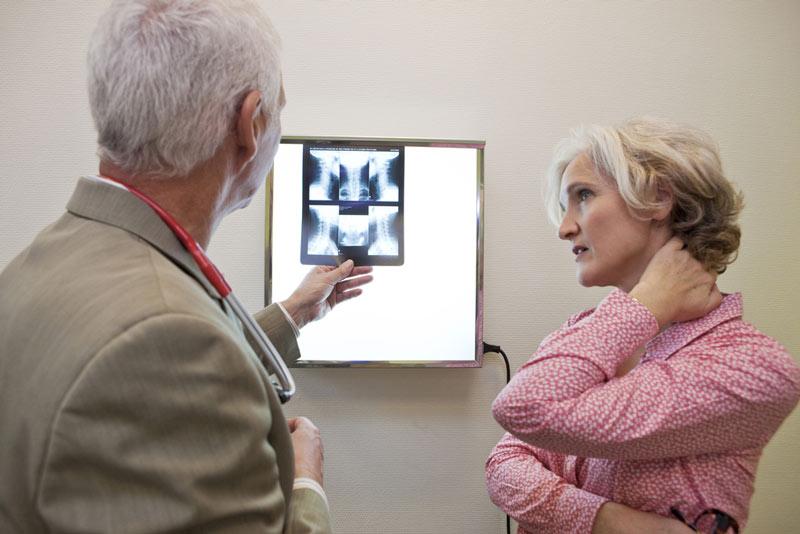 Diagnosi artrosi cervicale