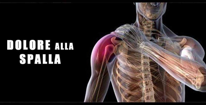 dolore spalla sinistra destra