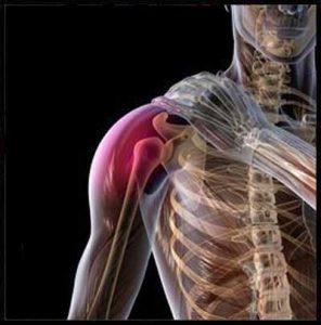 dolore spalla destra