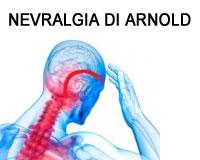 Nevralgia di Arnold sintomi
