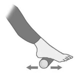 Stretching con tubo o pallina
